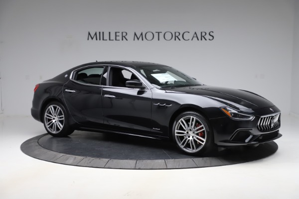New 2020 Maserati Ghibli S Q4 GranSport for sale $88,285 at Rolls-Royce Motor Cars Greenwich in Greenwich CT 06830 10