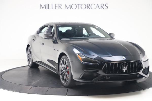 New 2020 Maserati Ghibli S Q4 GranSport for sale $95,785 at Rolls-Royce Motor Cars Greenwich in Greenwich CT 06830 10