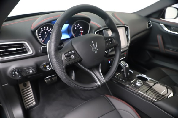 New 2020 Maserati Ghibli S Q4 GranSport for sale $95,785 at Rolls-Royce Motor Cars Greenwich in Greenwich CT 06830 12