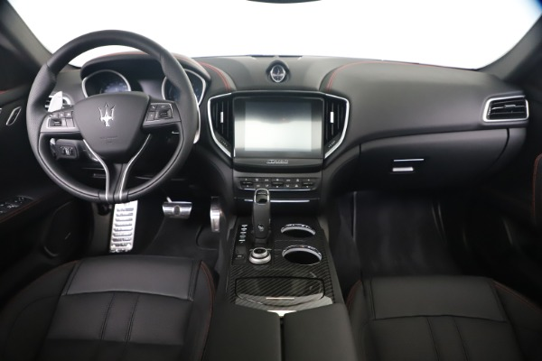New 2020 Maserati Ghibli S Q4 GranSport for sale $95,785 at Rolls-Royce Motor Cars Greenwich in Greenwich CT 06830 15