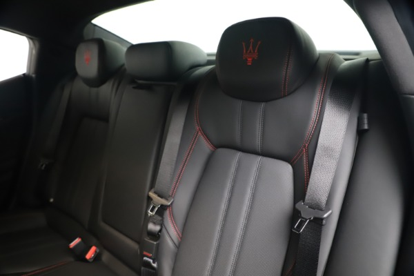 New 2020 Maserati Ghibli S Q4 GranSport for sale $95,785 at Rolls-Royce Motor Cars Greenwich in Greenwich CT 06830 17
