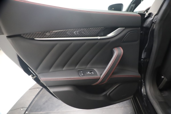 New 2020 Maserati Ghibli S Q4 GranSport for sale $95,785 at Rolls-Royce Motor Cars Greenwich in Greenwich CT 06830 20