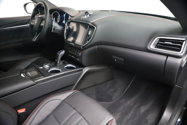 New 2020 Maserati Ghibli S Q4 GranSport for sale $95,785 at Rolls-Royce Motor Cars Greenwich in Greenwich CT 06830 21