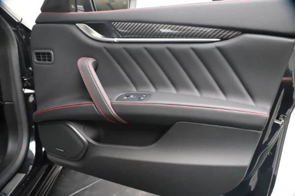 New 2020 Maserati Ghibli S Q4 GranSport for sale $95,785 at Rolls-Royce Motor Cars Greenwich in Greenwich CT 06830 24