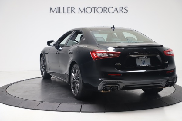 New 2020 Maserati Ghibli S Q4 GranSport for sale $95,785 at Rolls-Royce Motor Cars Greenwich in Greenwich CT 06830 5