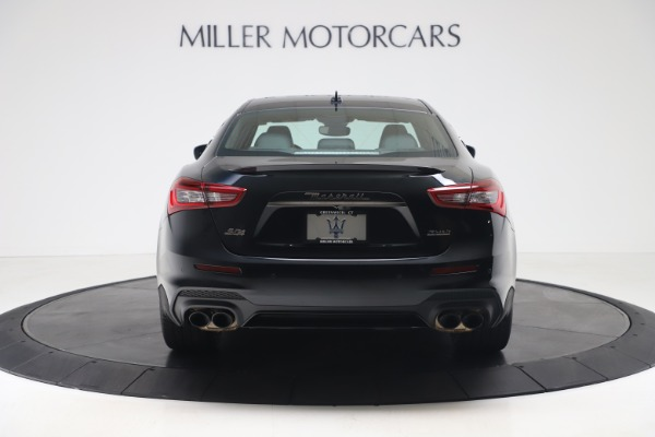 New 2020 Maserati Ghibli S Q4 GranSport for sale $95,785 at Rolls-Royce Motor Cars Greenwich in Greenwich CT 06830 6