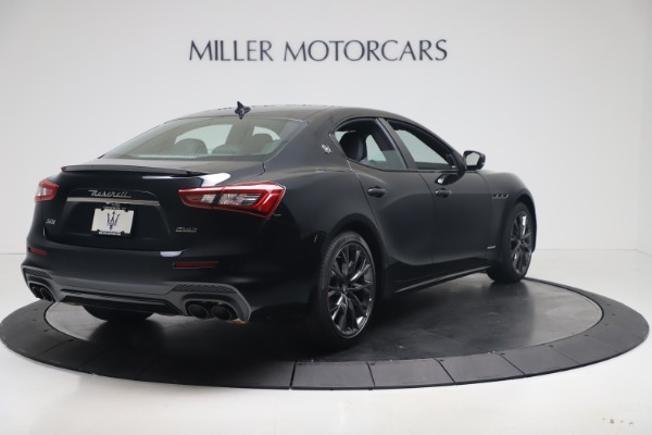 New 2020 Maserati Ghibli S Q4 GranSport for sale $95,785 at Rolls-Royce Motor Cars Greenwich in Greenwich CT 06830 7