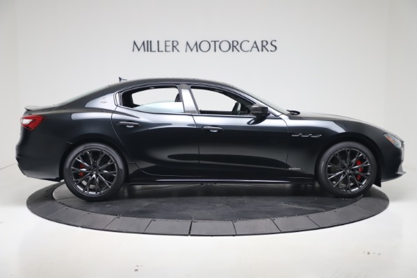 New 2020 Maserati Ghibli S Q4 GranSport for sale $95,785 at Rolls-Royce Motor Cars Greenwich in Greenwich CT 06830 8