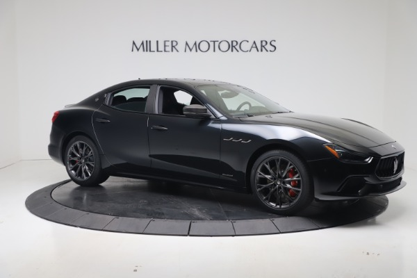 New 2020 Maserati Ghibli S Q4 GranSport for sale $95,785 at Rolls-Royce Motor Cars Greenwich in Greenwich CT 06830 9
