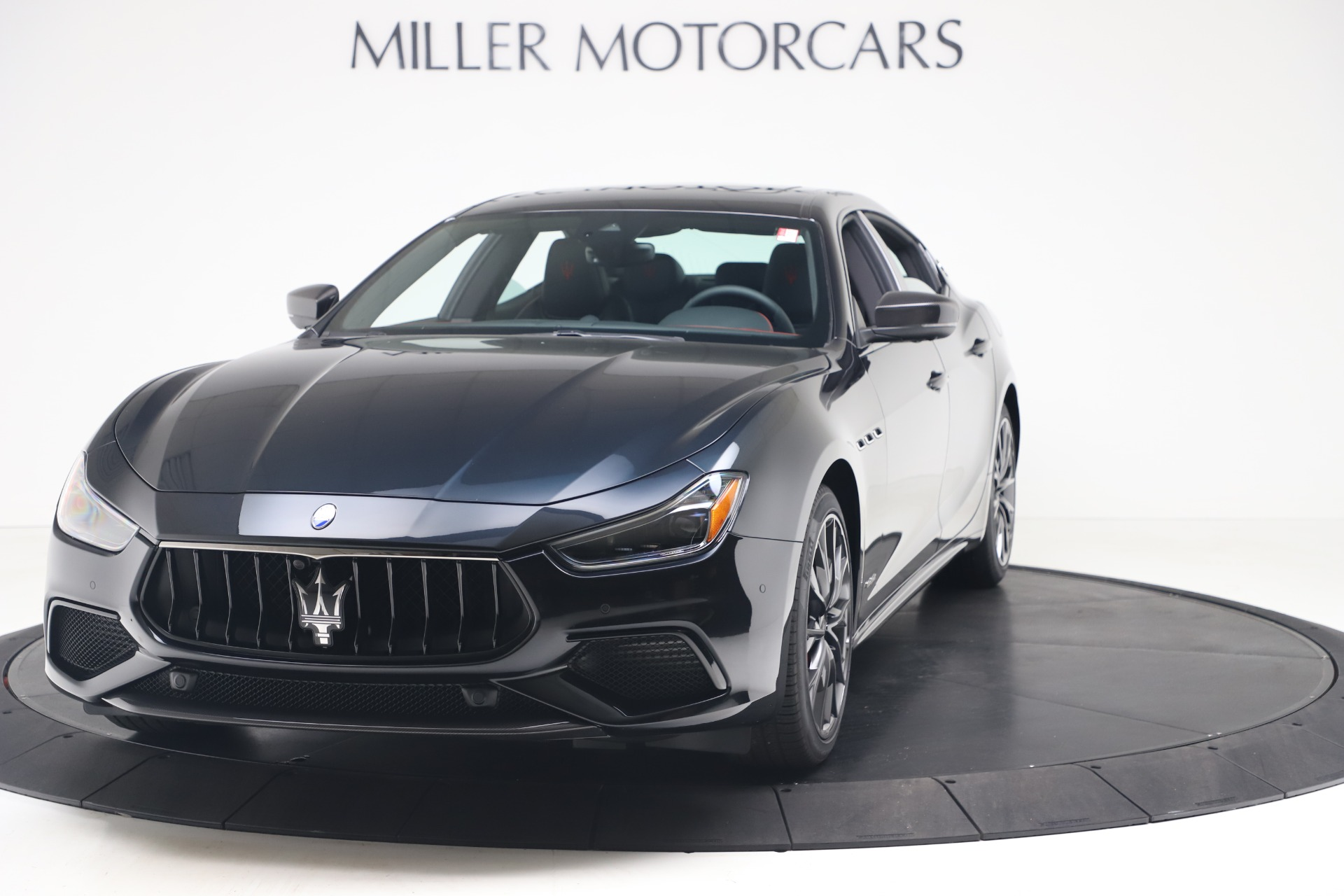 New 2020 Maserati Ghibli S Q4 GranSport for sale $95,785 at Rolls-Royce Motor Cars Greenwich in Greenwich CT 06830 1