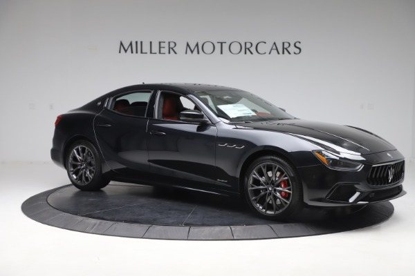New 2020 Maserati Ghibli S Q4 GranSport for sale $94,785 at Rolls-Royce Motor Cars Greenwich in Greenwich CT 06830 10