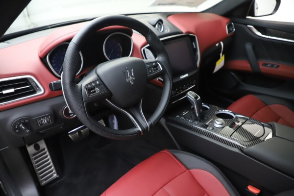 New 2020 Maserati Ghibli S Q4 GranSport for sale $94,785 at Rolls-Royce Motor Cars Greenwich in Greenwich CT 06830 13