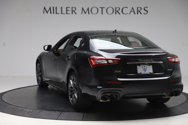 New 2020 Maserati Ghibli S Q4 GranSport for sale $94,785 at Rolls-Royce Motor Cars Greenwich in Greenwich CT 06830 5