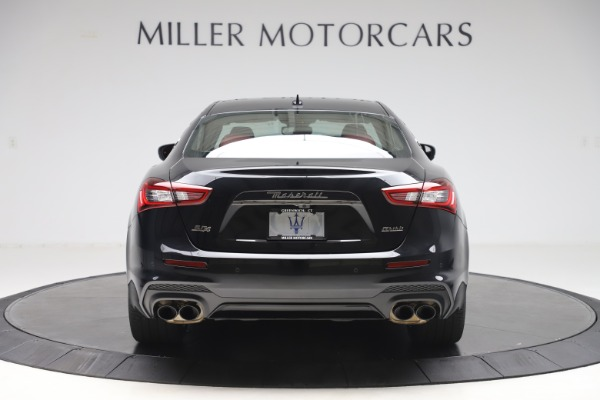 New 2020 Maserati Ghibli S Q4 GranSport for sale $94,785 at Rolls-Royce Motor Cars Greenwich in Greenwich CT 06830 6