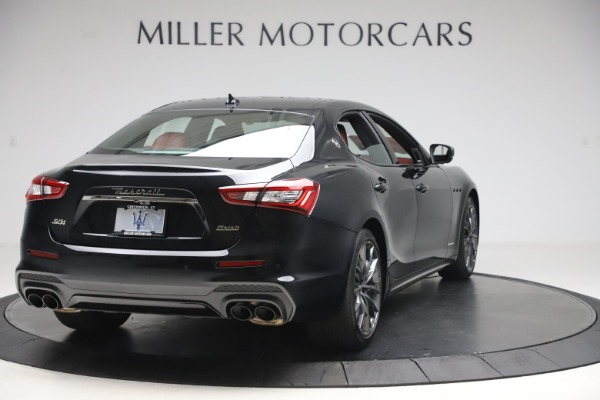New 2020 Maserati Ghibli S Q4 GranSport for sale $94,785 at Rolls-Royce Motor Cars Greenwich in Greenwich CT 06830 7
