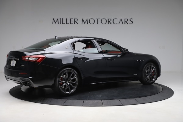 New 2020 Maserati Ghibli S Q4 GranSport for sale $94,785 at Rolls-Royce Motor Cars Greenwich in Greenwich CT 06830 8