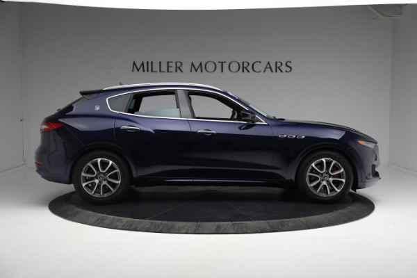 New 2020 Maserati Levante Q4 for sale $81,035 at Rolls-Royce Motor Cars Greenwich in Greenwich CT 06830 10
