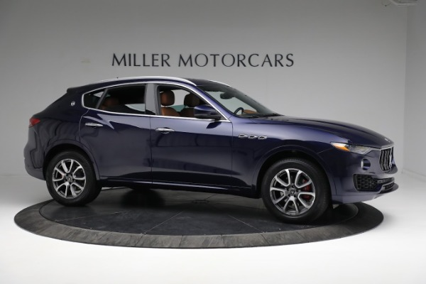 New 2020 Maserati Levante Q4 for sale $81,035 at Rolls-Royce Motor Cars Greenwich in Greenwich CT 06830 11