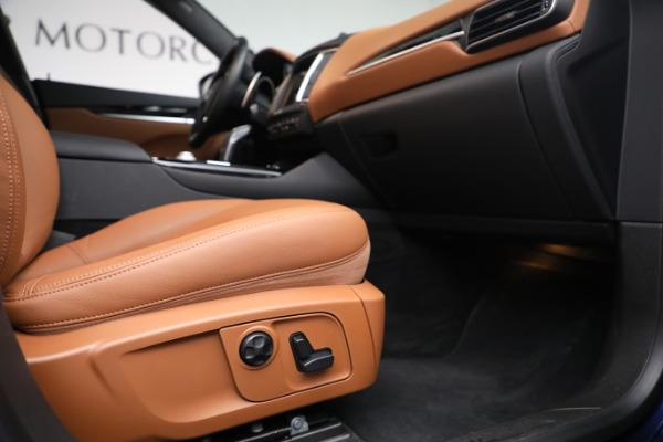 New 2020 Maserati Levante Q4 for sale $81,035 at Rolls-Royce Motor Cars Greenwich in Greenwich CT 06830 18