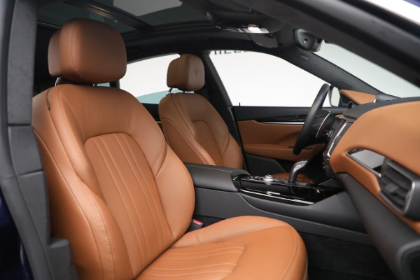 New 2020 Maserati Levante Q4 for sale $81,035 at Rolls-Royce Motor Cars Greenwich in Greenwich CT 06830 19