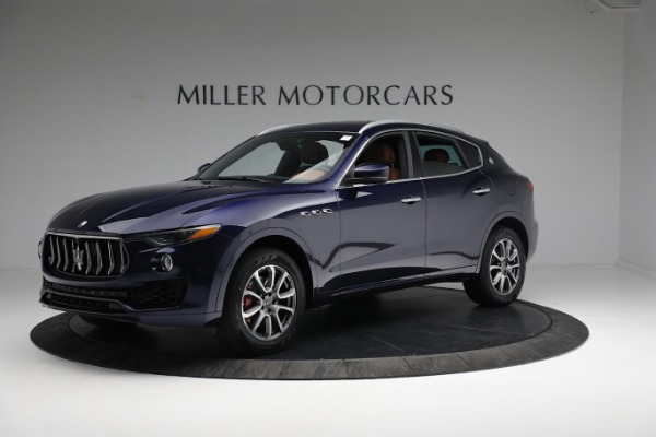New 2020 Maserati Levante Q4 for sale $81,035 at Rolls-Royce Motor Cars Greenwich in Greenwich CT 06830 2