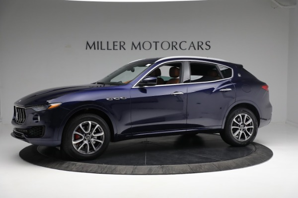 New 2020 Maserati Levante Q4 for sale $81,035 at Rolls-Royce Motor Cars Greenwich in Greenwich CT 06830 3