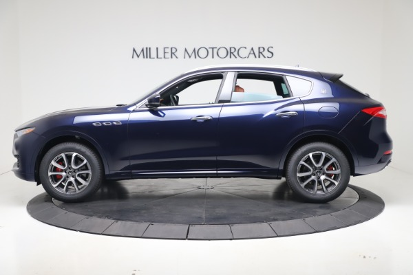 New 2020 Maserati Levante Q4 for sale $81,035 at Rolls-Royce Motor Cars Greenwich in Greenwich CT 06830 4