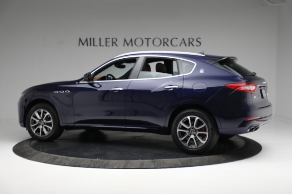 New 2020 Maserati Levante Q4 for sale $81,035 at Rolls-Royce Motor Cars Greenwich in Greenwich CT 06830 5