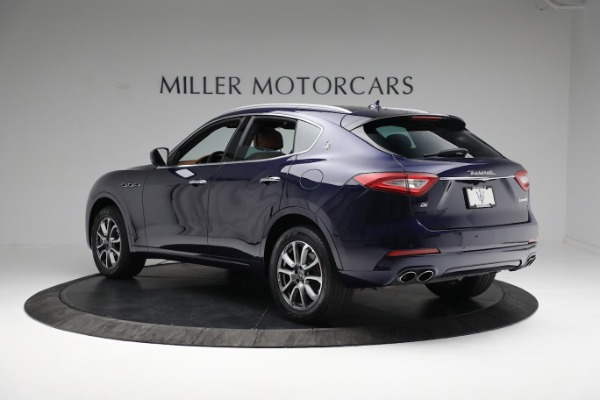 New 2020 Maserati Levante Q4 for sale $81,035 at Rolls-Royce Motor Cars Greenwich in Greenwich CT 06830 6