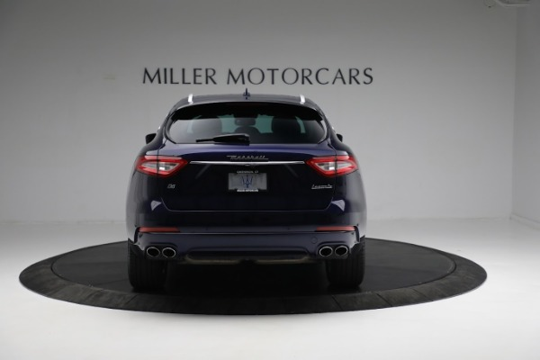 New 2020 Maserati Levante Q4 for sale $81,035 at Rolls-Royce Motor Cars Greenwich in Greenwich CT 06830 7