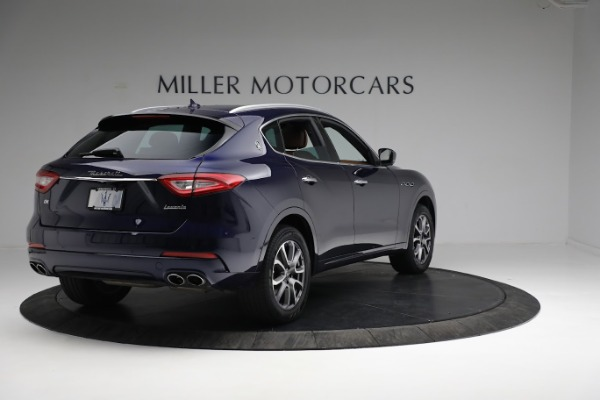 New 2020 Maserati Levante Q4 for sale $81,035 at Rolls-Royce Motor Cars Greenwich in Greenwich CT 06830 8