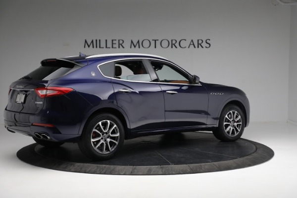 New 2020 Maserati Levante Q4 for sale $81,035 at Rolls-Royce Motor Cars Greenwich in Greenwich CT 06830 9