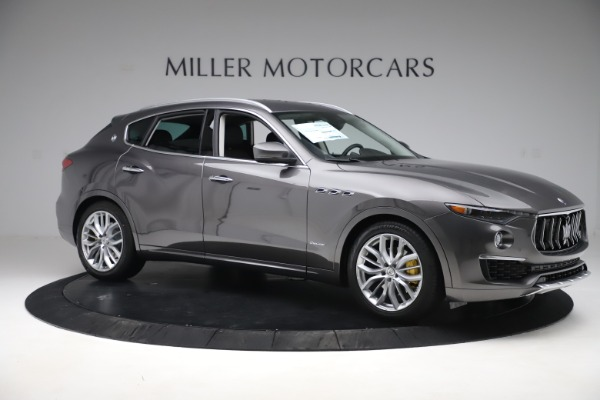 New 2020 Maserati Levante Q4 GranLusso for sale $87,885 at Rolls-Royce Motor Cars Greenwich in Greenwich CT 06830 10