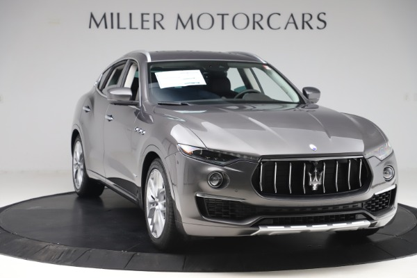 New 2020 Maserati Levante Q4 GranLusso for sale $87,885 at Rolls-Royce Motor Cars Greenwich in Greenwich CT 06830 11