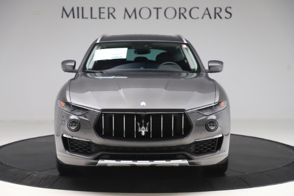 New 2020 Maserati Levante Q4 GranLusso for sale $87,885 at Rolls-Royce Motor Cars Greenwich in Greenwich CT 06830 12