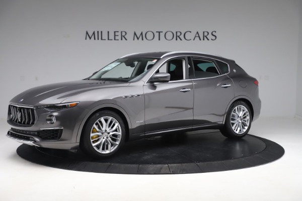 New 2020 Maserati Levante Q4 GranLusso for sale $87,885 at Rolls-Royce Motor Cars Greenwich in Greenwich CT 06830 2