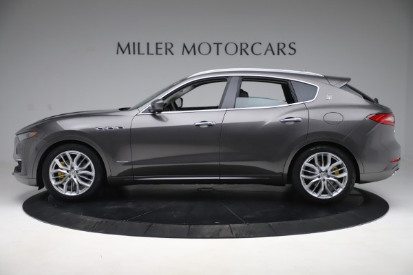 New 2020 Maserati Levante Q4 GranLusso for sale $87,885 at Rolls-Royce Motor Cars Greenwich in Greenwich CT 06830 3