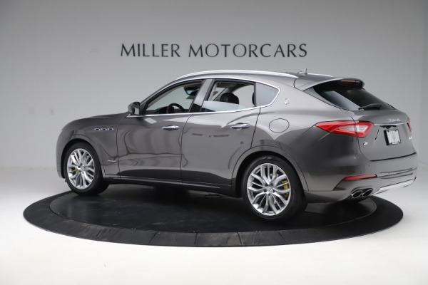 New 2020 Maserati Levante Q4 GranLusso for sale $87,885 at Rolls-Royce Motor Cars Greenwich in Greenwich CT 06830 4
