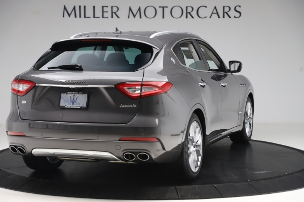 New 2020 Maserati Levante Q4 GranLusso for sale $87,885 at Rolls-Royce Motor Cars Greenwich in Greenwich CT 06830 7