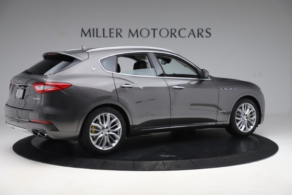 New 2020 Maserati Levante Q4 GranLusso for sale $87,885 at Rolls-Royce Motor Cars Greenwich in Greenwich CT 06830 8