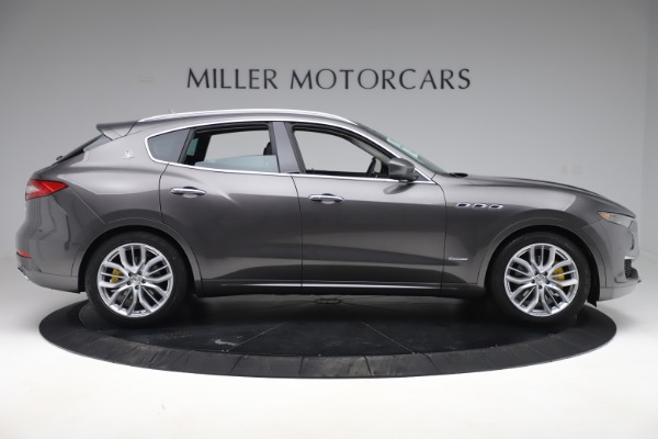 New 2020 Maserati Levante Q4 GranLusso for sale $87,885 at Rolls-Royce Motor Cars Greenwich in Greenwich CT 06830 9