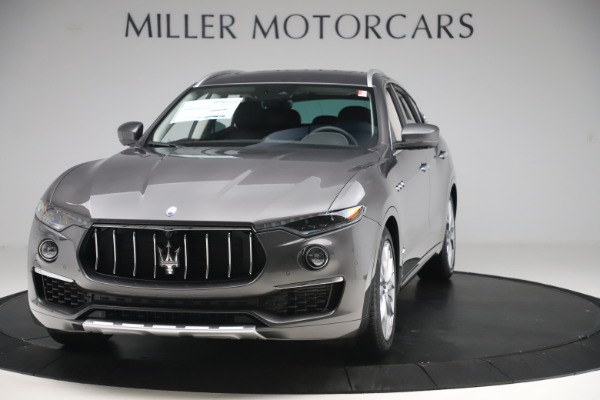 New 2020 Maserati Levante Q4 GranLusso for sale $87,885 at Rolls-Royce Motor Cars Greenwich in Greenwich CT 06830 1