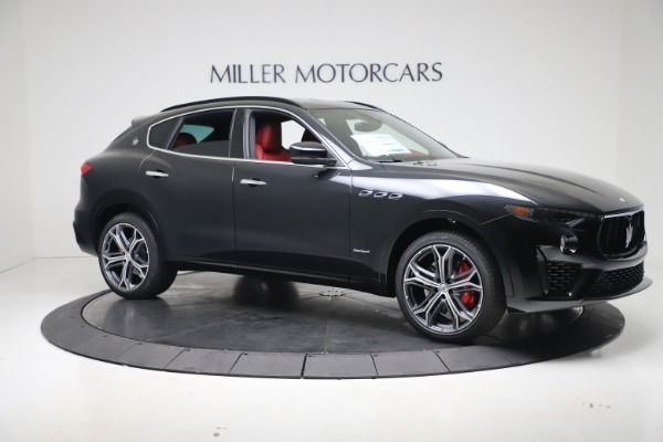 New 2020 Maserati Levante S Q4 GranSport for sale $103,585 at Rolls-Royce Motor Cars Greenwich in Greenwich CT 06830 10