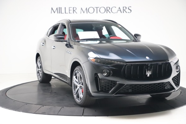 New 2020 Maserati Levante S Q4 GranSport for sale $103,585 at Rolls-Royce Motor Cars Greenwich in Greenwich CT 06830 11