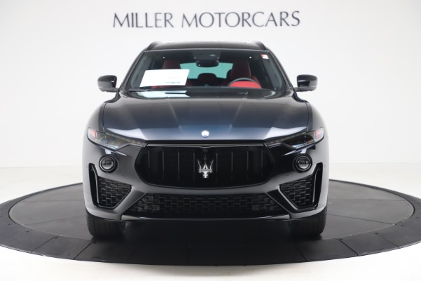 New 2020 Maserati Levante S Q4 GranSport for sale $103,585 at Rolls-Royce Motor Cars Greenwich in Greenwich CT 06830 12