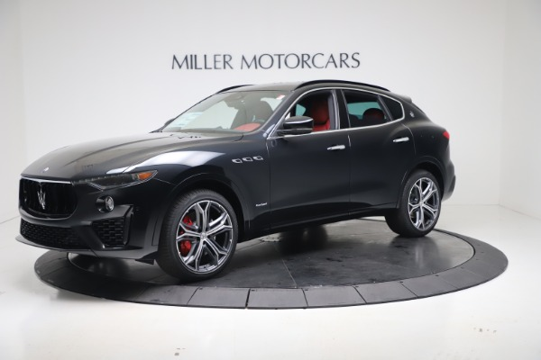 New 2020 Maserati Levante S Q4 GranSport for sale $103,585 at Rolls-Royce Motor Cars Greenwich in Greenwich CT 06830 2