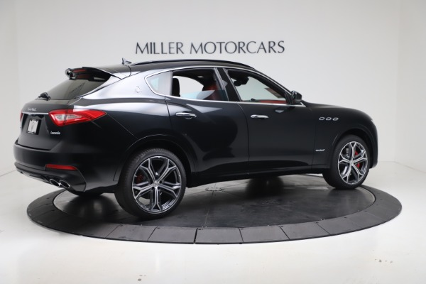 New 2020 Maserati Levante S Q4 GranSport for sale $103,585 at Rolls-Royce Motor Cars Greenwich in Greenwich CT 06830 8