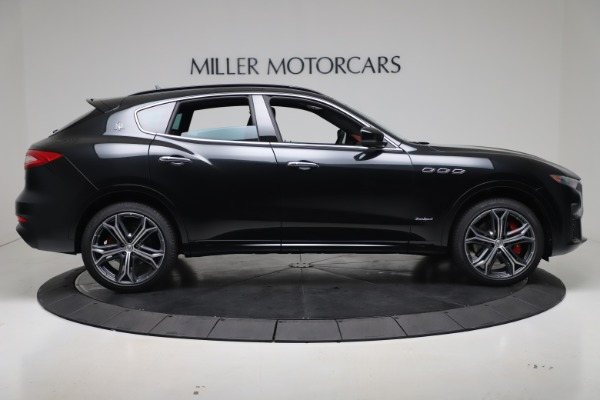 New 2020 Maserati Levante S Q4 GranSport for sale $103,585 at Rolls-Royce Motor Cars Greenwich in Greenwich CT 06830 9