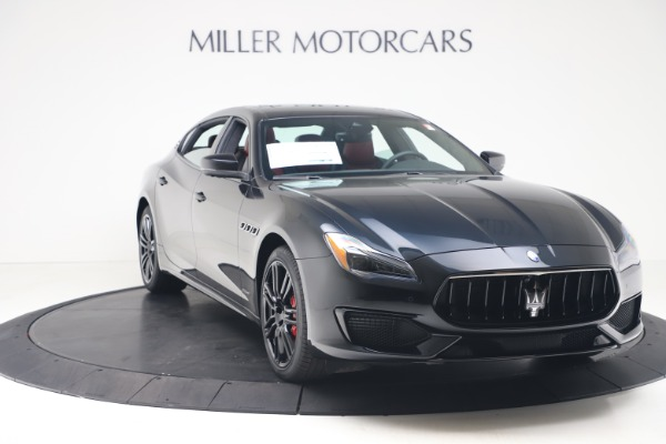 New 2020 Maserati Quattroporte S Q4 GranSport for sale $122,485 at Rolls-Royce Motor Cars Greenwich in Greenwich CT 06830 10
