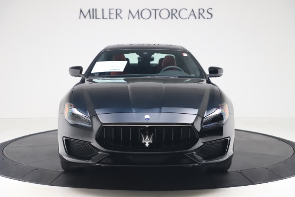 New 2020 Maserati Quattroporte S Q4 GranSport for sale $122,485 at Rolls-Royce Motor Cars Greenwich in Greenwich CT 06830 11